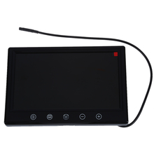 """Акция! 9 """"TFT ЖК-дисплей заднего вида автомобиля Цвет Мониторы для VCD DVD GPS Камера"""