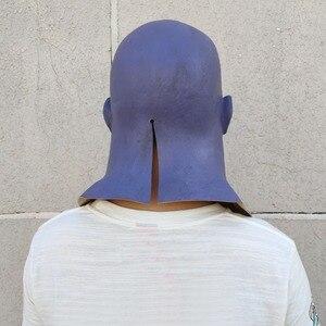 Image 5 - Gants de luxe pour Thanos, gants, Cosplay, masques pour bras, accessoires de Collection fête dhalloween