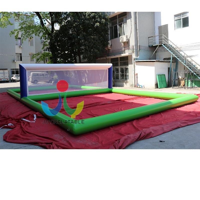 Продажа надувных спортивных игр и развлечений для пляжного волейбола 2