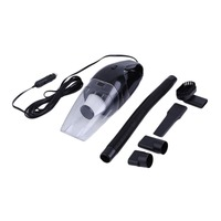 Portable Low Noise 12V 120W Auto Car Mini Handheld Vacuum Cleaner Dirt Dust Cleaner Collector Cleaning
