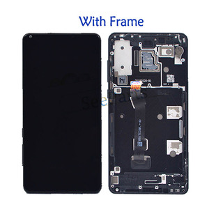 """Image 2 - 5.99"""" Original LCD For XIAOMI Mi Mix 2s Display Touch Screen Digitizer Assembly With Frame For Mix 2S LCD Screen Replacement"""