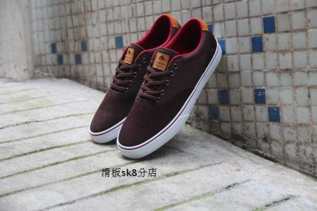 2016 High Quality kids Sneaker Shoes Emerica Provost Slim Vulc Footwear Rubber Hard-Wearing Shoes