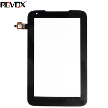 цена на New For Lenovo IdeaTab A1000L 7 inch Touch Screen Digitizer Sensor Glass Panel Tablet PC Replacement Parts