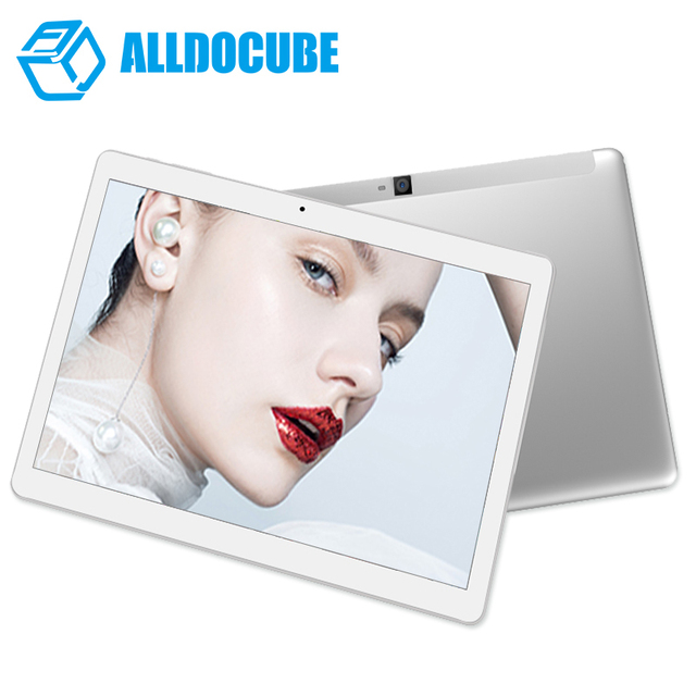 Alldocube/Куб T12 3 Г Телефонный Звонок Tablet PC Quad Core 10.1 дюймовый 800*1280 IPS Android6.0 MT8321 1 ГБ Ram 16 ГБ Rom Двойная Камера
