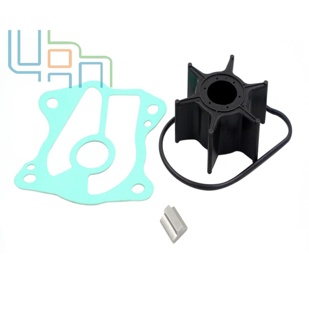New Water Pump Impeller Service Kit For Honda BF35 BF40 BF45 BF50 06192-ZV5-003