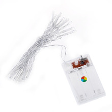 Mini 10 LED Multi-Color Party Christmas String Lights