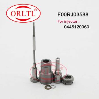 Diesel Injector Repair Kit DLLA149P2166 (0 433 172 166) Overhaul Kit F00RJ02035 For 0445120215 0445120215
