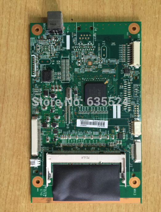 PRINTR MAINBOARD FOR HP P2015 P2015d Formatter Board Q7804-60001 without network
