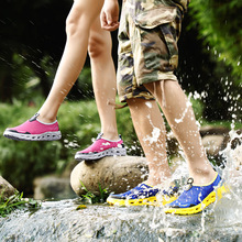 2019 men Summer Loafers breathable mesh sneakers  men's shoes  shock absorption hiking shoes walking outdoor sports shoes women camel outdoor men s hiking shoes hiking shoes anti skid shock absorption sweat wear low to help outdoor shoes a632026165