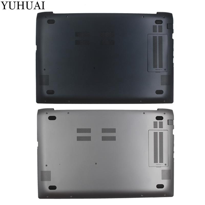 NEW Laptop Bottom Base Case Cover FOR SAMSUNG NP880Z5E 870Z5E 770Z5E 780Z5E Bottom Case Cover BA75-04323A/BA75-04323B new original laptop back cover for samsung np880z5e 870z5e 770z5e 780z5e 670z5e rear lid top case with wo hinges ba75 04417a