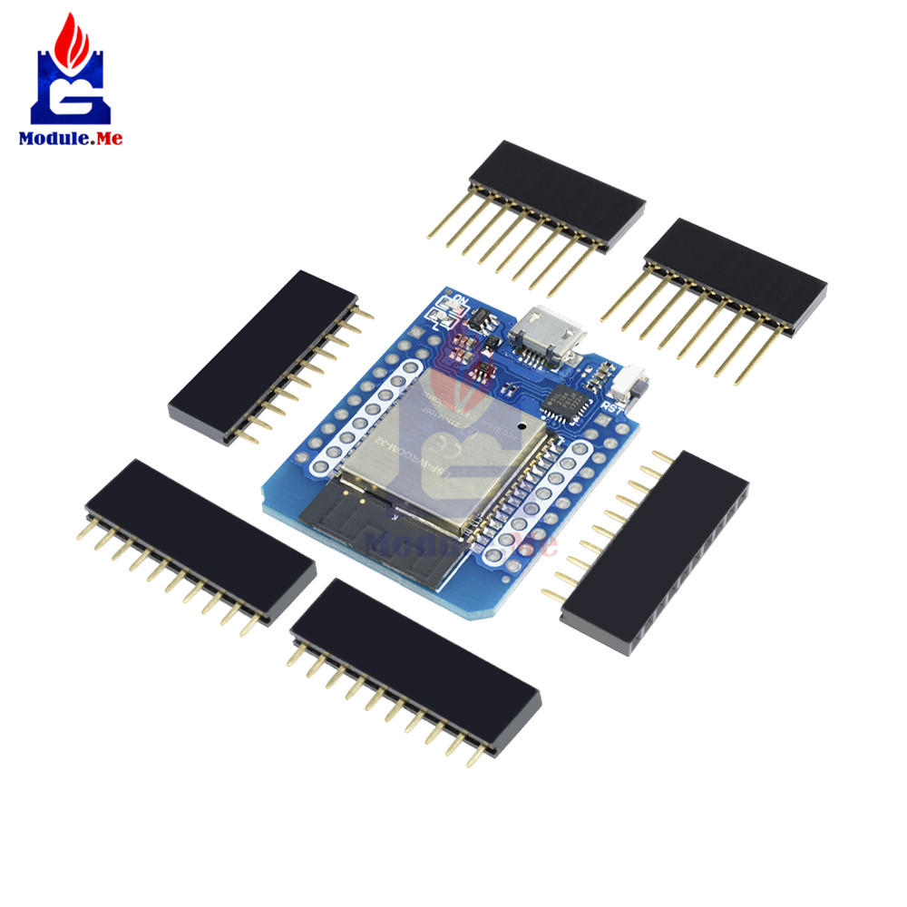 ESP8266 ESP32 ESP-32S WIFI Bluetooth Module CP2104 Development Board Module with Pins for Arduino WeMos D1 Mini DIY Kit