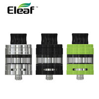 Original Eleaf ELLO S Atomizer 2ml 4ml Tank W Spare 4ml Glass Tube 0 2 0