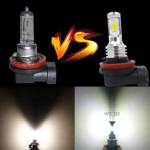 Image 4 - WLJH 2x Canbus 12V 24V H8 Led Bulb Fog Lamp Bulb H8 Light For BMW E39 E46 E60 E70 E72 E90 E92 E93 E81 E82 E84 F10 F15 F20 F25