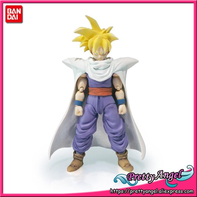 PrettyAngel - Genuine Bandai Tamashii Nations Dragon Ball Z S.H.Figuarts Super Saiyan Son Gohan Action Figure