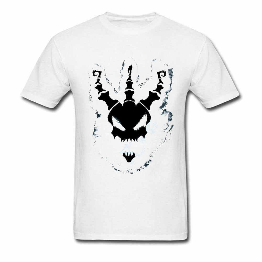Thresh league of legend homem oversized geek camisetas gola redonda dia de ano novo jojo t camisa casual curto portal topos & t