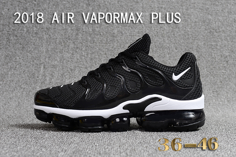 42536f63e07 NIKE AIR VAPORMAX PLUS Men s Running Shoes Sport Outdoor Sneakers Athletic  Designer 2018 New 40 46-in Running Shoes from Sports   Entertainment on ...