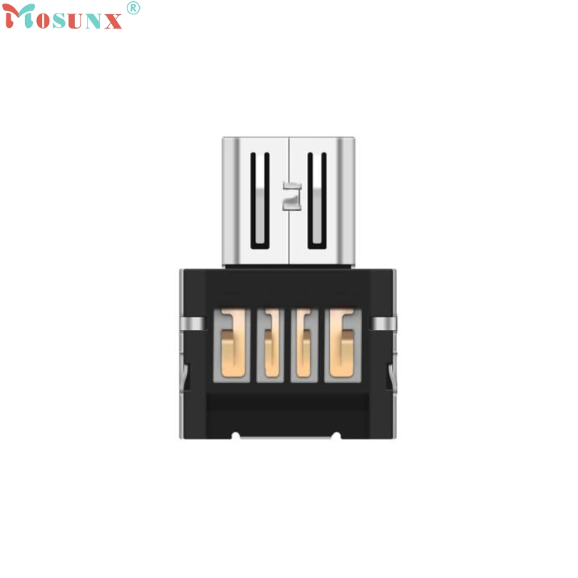 Hot-sale High Quality Gifts Wholesale 2pcs Micro USB Male to USB Female OTG Adapter Converter For Android Tablet Phone