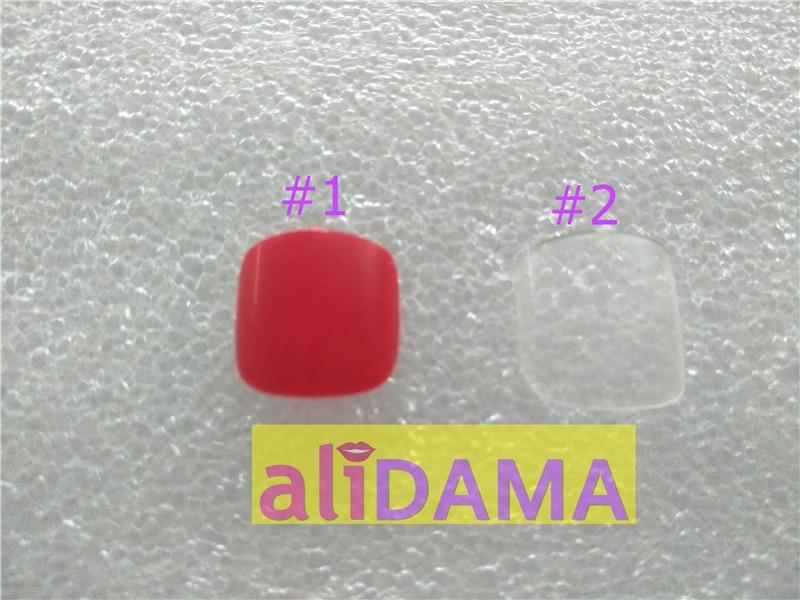 Toenail Color