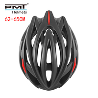 PMT road cycling helmet 2019 large size 62 65cm bicycle specialize bike helmets for men MTB mountain bike helm 26 holes 255g XL