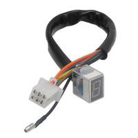 LED Universal Digitalganganzeige Motorrad Schalthebel Sensor gear indicator universal digital gear indicatorgear indicator motorcycle -