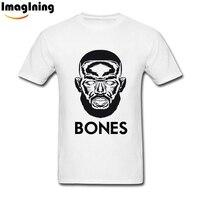 Mens Populaire Jon Botten Jones Tee Shirts Katoen Big Size Man T-shirts