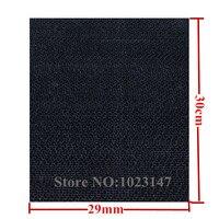 1 peça preto filtros catalíticos de desodorização para daikin MCK75JVM-K MC70KMV2-R MC70KMV2-K MC70KMV2-A peças filtro purificador ar