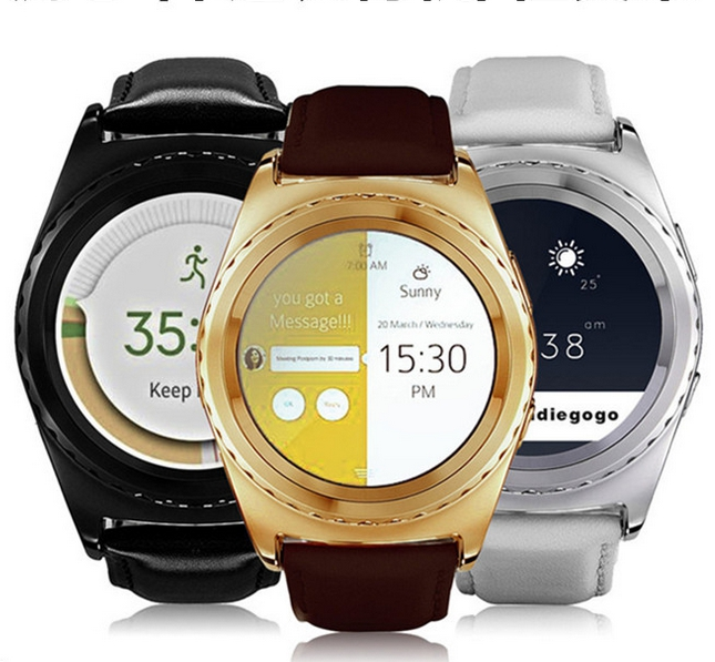 fashion Bluetooth Smart Watch Clock font b Smartwatch b font watch Wearable Wristwatch for apple iPhone