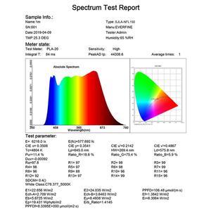 Image 3 - Plug in gratuito 380 780nm Luce Del Sole Led Coltiva La Luce a Spettro Completo Impermeabile Fiore Serra Piantina Fiore Verdure Pianta Box Tenda