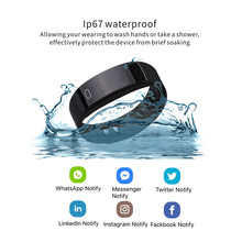 2017 QS80 Good Band Coronary heart Fee Blood Strain Monitor Good Wristband Health Tracker Good Bracelet for IOS Android