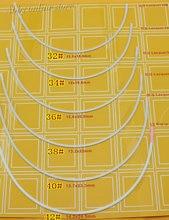 Gestaltung lack Underwires für Bh Machen Versorgung Dessous Former Bustier Fehlschlag Dralle 12 paare/los