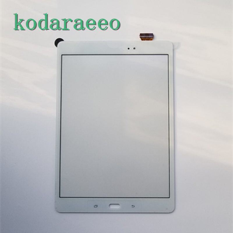 For Samsung Galaxy Tab A SM-P550 P550 P551 P555 Touch Screen With Digitizer Panel Front  ...