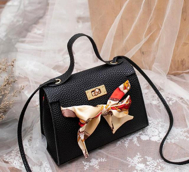 Women PU Leather Beach Bag...