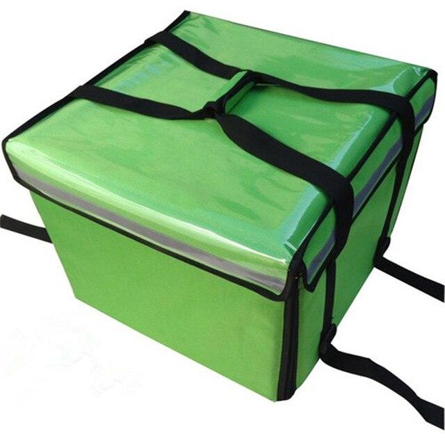 YISHIDUN suitcase large food beverage car trunk refrigerator insulation families waterproof valiz hot lunch bag cooler bag 81L