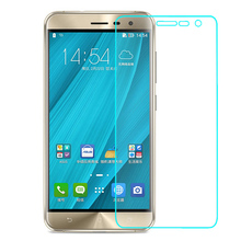 2pcs/Lot For Asus Zenfone 3 ZE520KL ZE552KL Tempered Glass Screen Protector 9H Anti-Explosion Glass Protective film For ZE520KL asus zenfone 3 ze520kl 32gb white