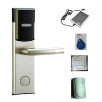 M1 Hotel Lock System With M1 Card Encoder M1 Data Collector M1 Energy Saving Switch And