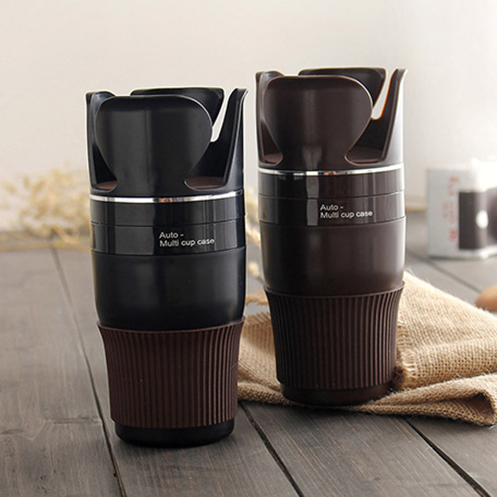 best price multifunction car cup holder rotatable convient