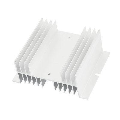 Aluminum Heat Sink Cooling Fin for 100mm x 50mm Solid State Relay