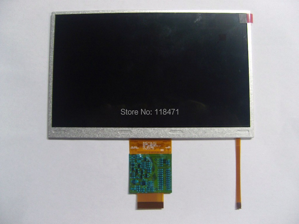 7.0 Inch TFT LCD Panel LB070WV6 TD08 LCD Display 800*480 LCD Screen TN Parallel RGB 1 ch 8 bit 350 cd/m2