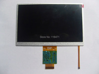 7.0 Inch TFT LCD Panel LB070WV6 TD08 LCD Display 800*480 LCD Screen TN Parallel RGB 1 ch 8 bit 350 cd/m2