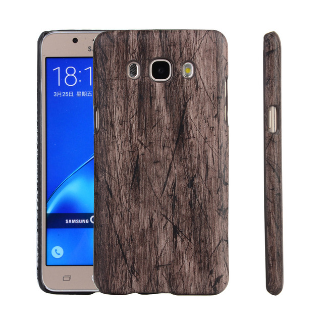 quality design 2f994 5708a US $3.86 |For Samsung Galaxy J5 2016 Wood Snakeskin Grid Luxury Fashion  Case For Samsung J5 A5 A3 2016 Case Cover PU Leather Phone Cases on ...