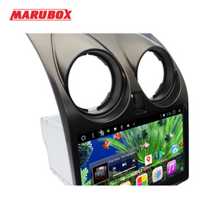 Image 4 - MARUBOX 9A002DT8 ، سيارة مشغل وسائط متعددة لنيسان قاشقاي 2007   2014 ، أندرويد 8.1 ، 8 Core ، 2GB ، 32GB ، نظام تحديد المواقع الملاحة راديو السيارات