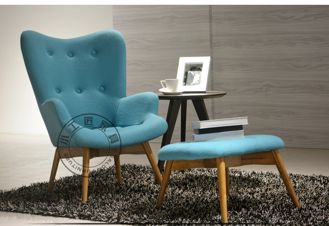 small comfortable bedroom chairs staples chair mat artisan furniture and lounge lazy cloth seat sofa