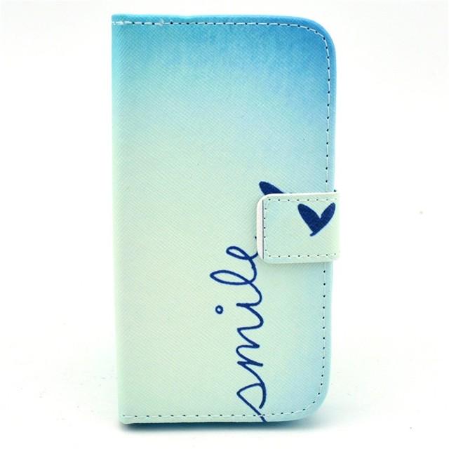 Luxury Flip Leather Case For Samsung Galaxy Core LTE 4G SM-G386F G386F