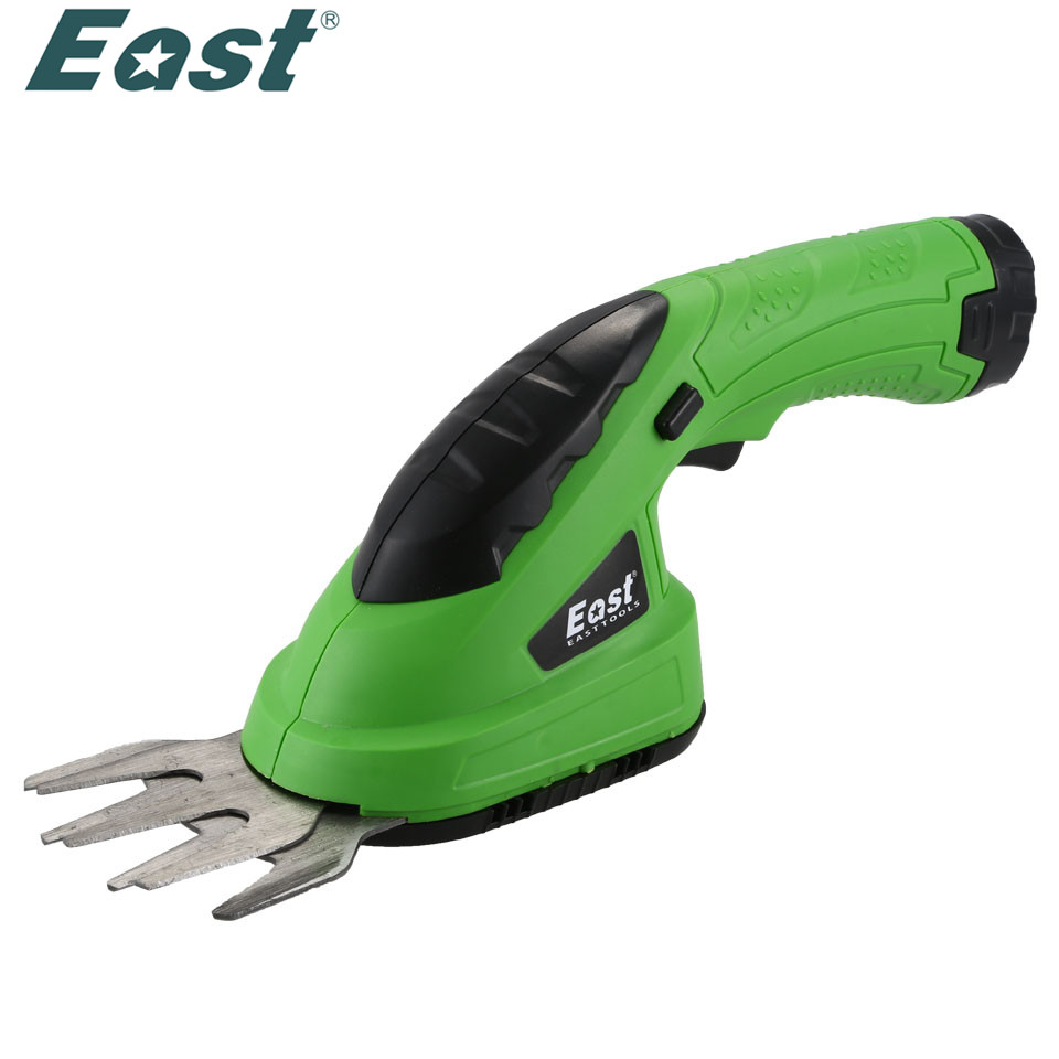 East ET1205C-DG 2 in1 Garden Tools 3.6V Grass Cutter Pruning Tools Brush Cutter Pruning Shears Grass Trimmer Lawn Mower стоимость
