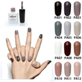 Gel Polish Varnish UV Gorgeous Color Nail Gel Polish Vernis Semi Permanent Top Coat Base Coat Gel LED Nude Color Series