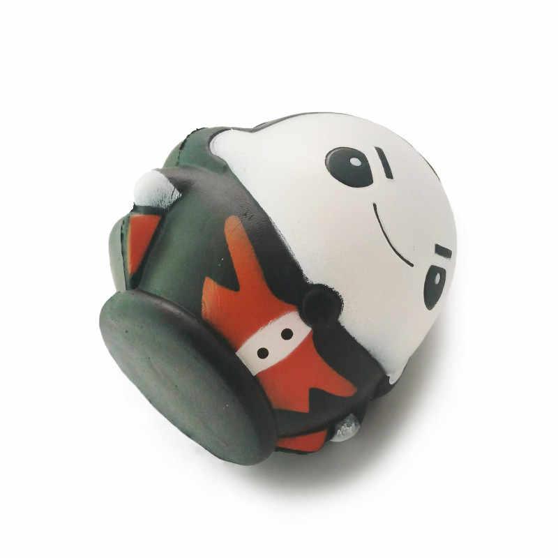 Хэллоуин мягких зомби, ведьма Скелет Вампира мягкий ароматизированный медленный нарастающее при сжатии снятие стресса антистрессовая игрушка-давилка для детей