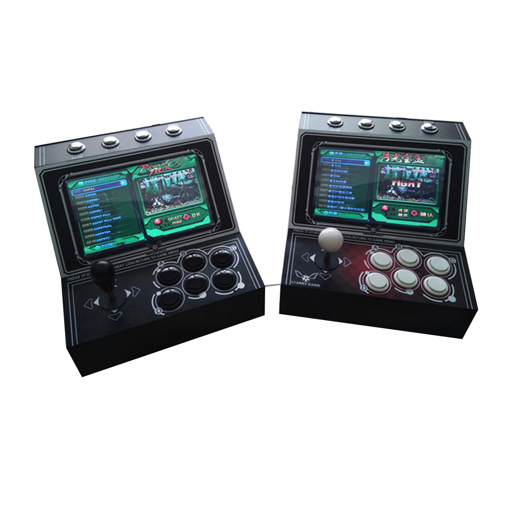 Nuevo modelo pandora box 9 joystick arcade cocktail table game machine