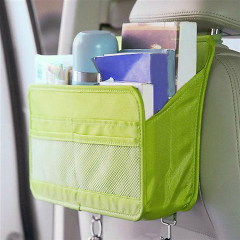 Universal Car Styling Automotive Sundry Receive Bag Green