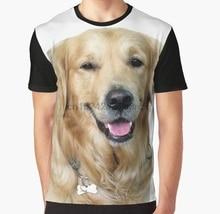 Compra golden retriever t shirts y disfruta del envío
