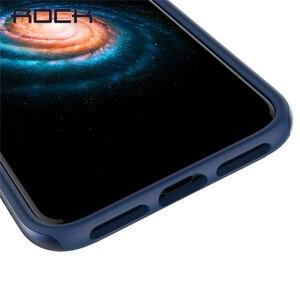 Image 5 - IPhone x için kılıf, kaya Royce hibrid malzeme PC + TPU galvanik kapak kılıf iPhone x için